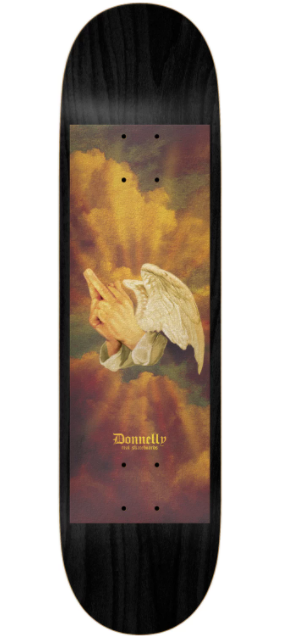 DONNELY PRAYING FINGERS DECK 8.06