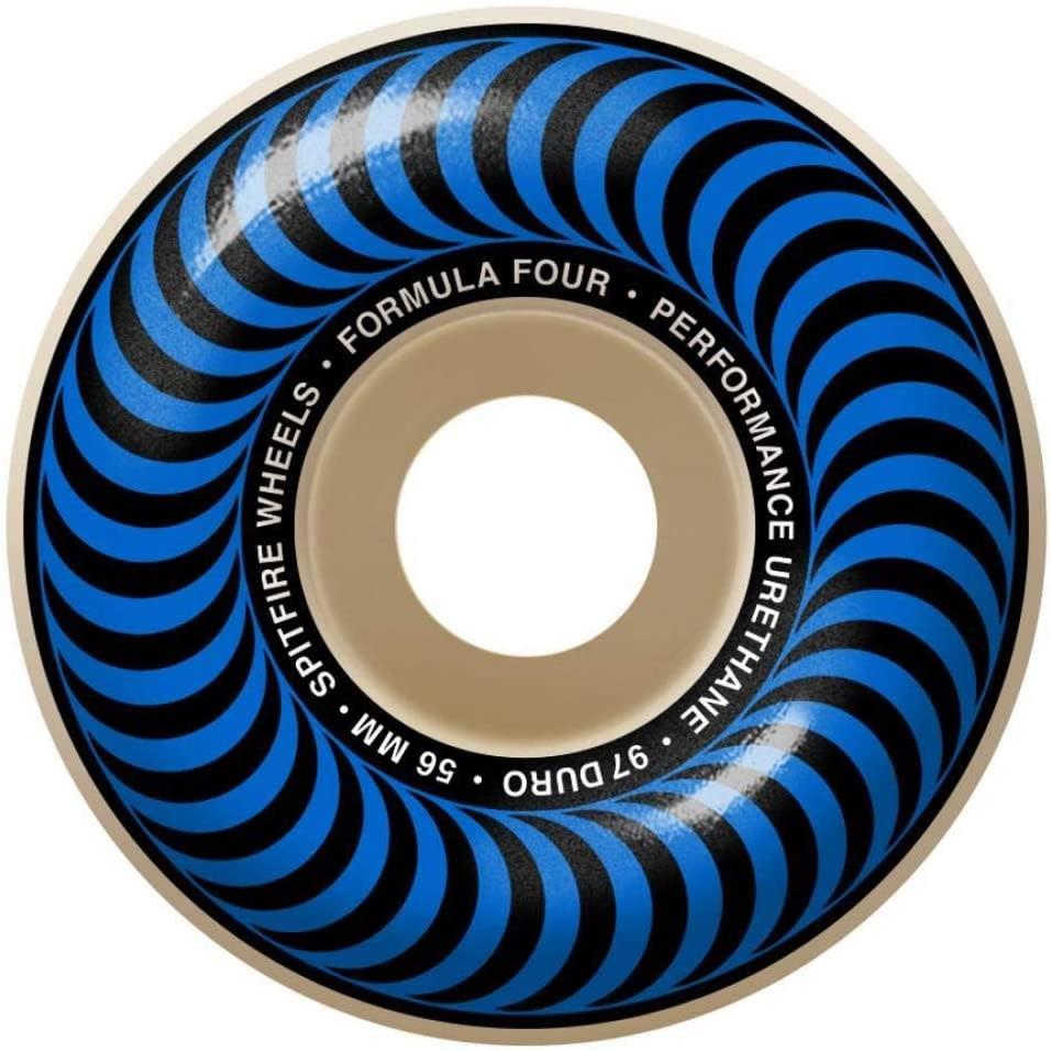 SPITFIRE F4 97a CLASSIC NAT W/BLUE (56mm)