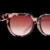 Bewilder Peach Tortoises (Bronze Peach Pink Fade)