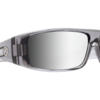 Logan Clear Smoke (Happy Gray Green with Silver Mirror