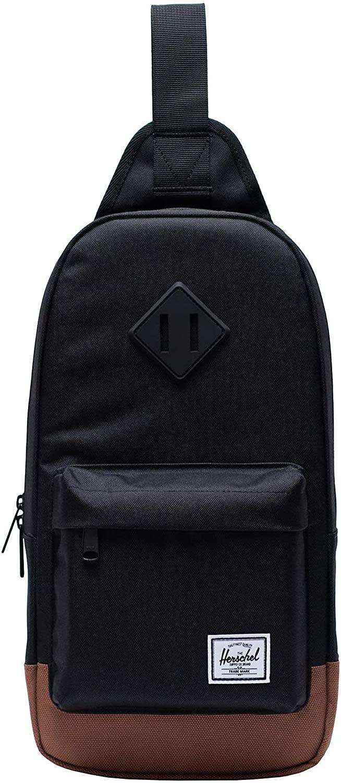 Heritage Shoulder Bag (Black)