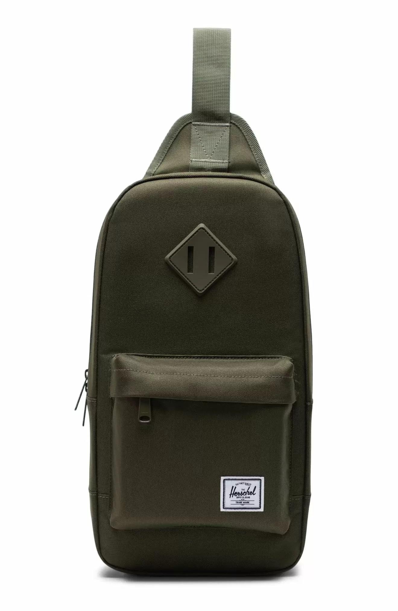 Heritage Shoulder Bag (Ivy Green)