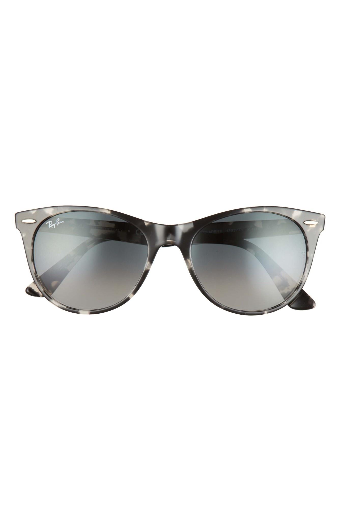 Wayfarer II Gray Havana/Grey Gradients