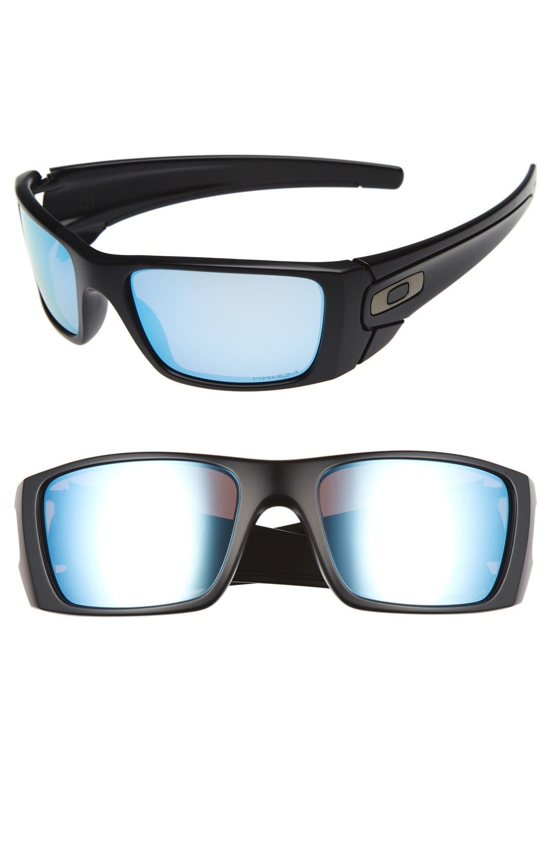 Fuel Cell Matte Blk w/Prizm Deep Water Polarized