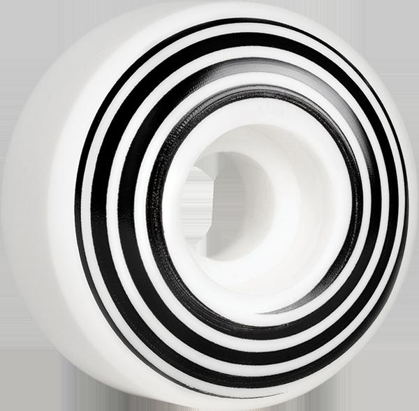 Hazard Swirl White 51MM