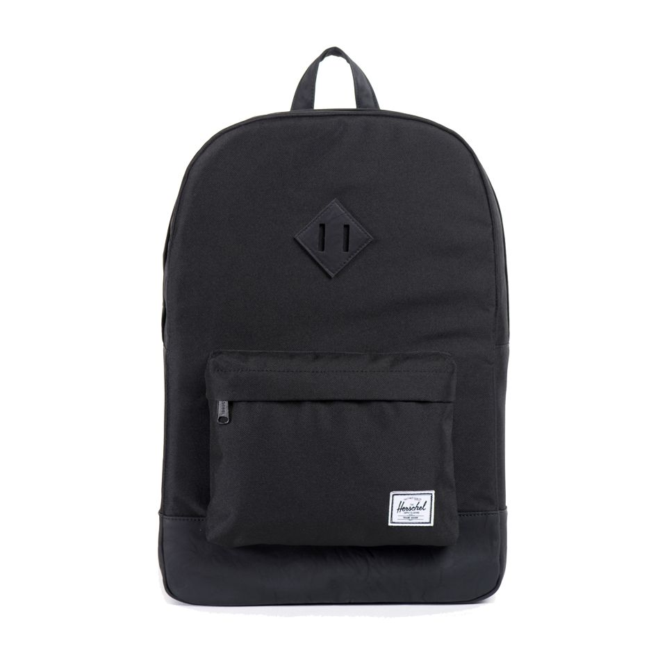 HERITAGE 600D POLY ONE SIZE BLK/BLK PU