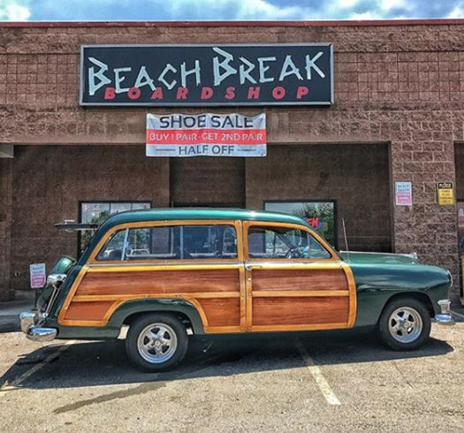 Beach Break instagram