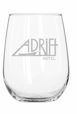 Adrift Hotel Wine Glass