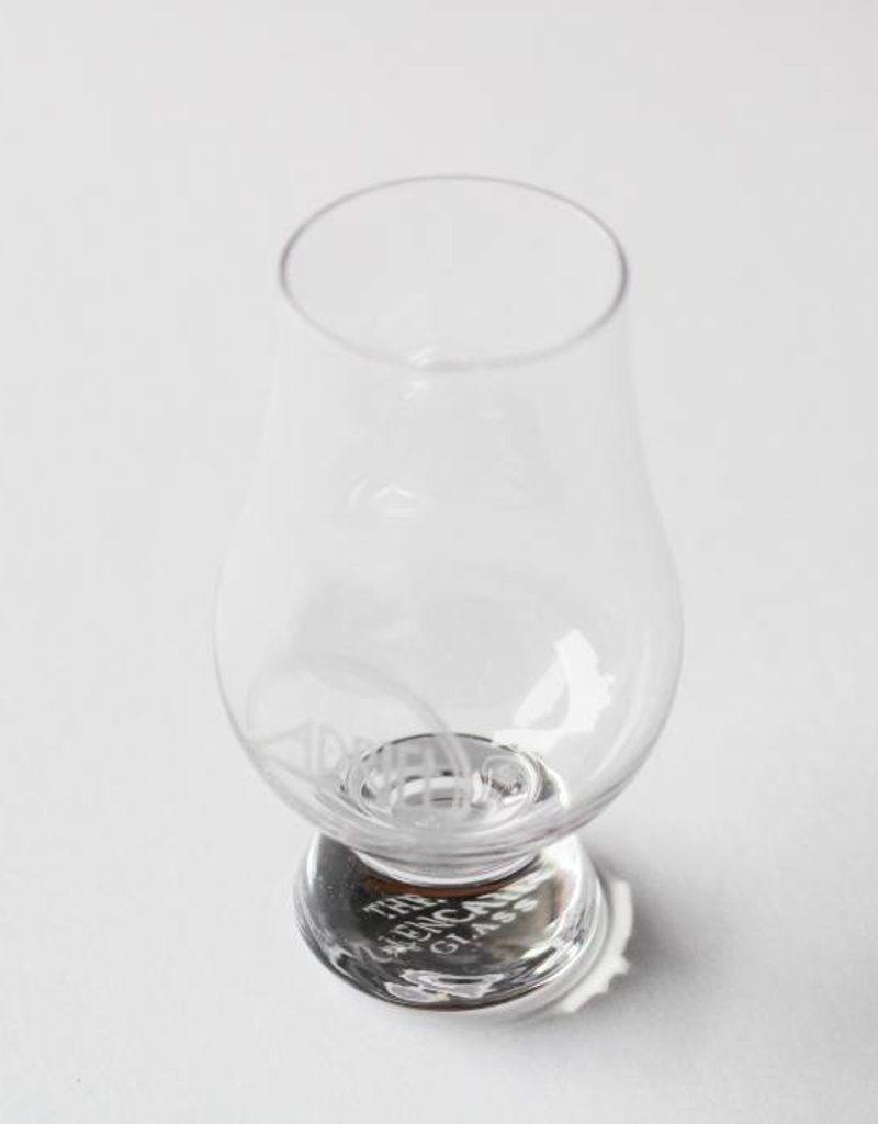 Adrift Distillers Etched Glencairn Glass