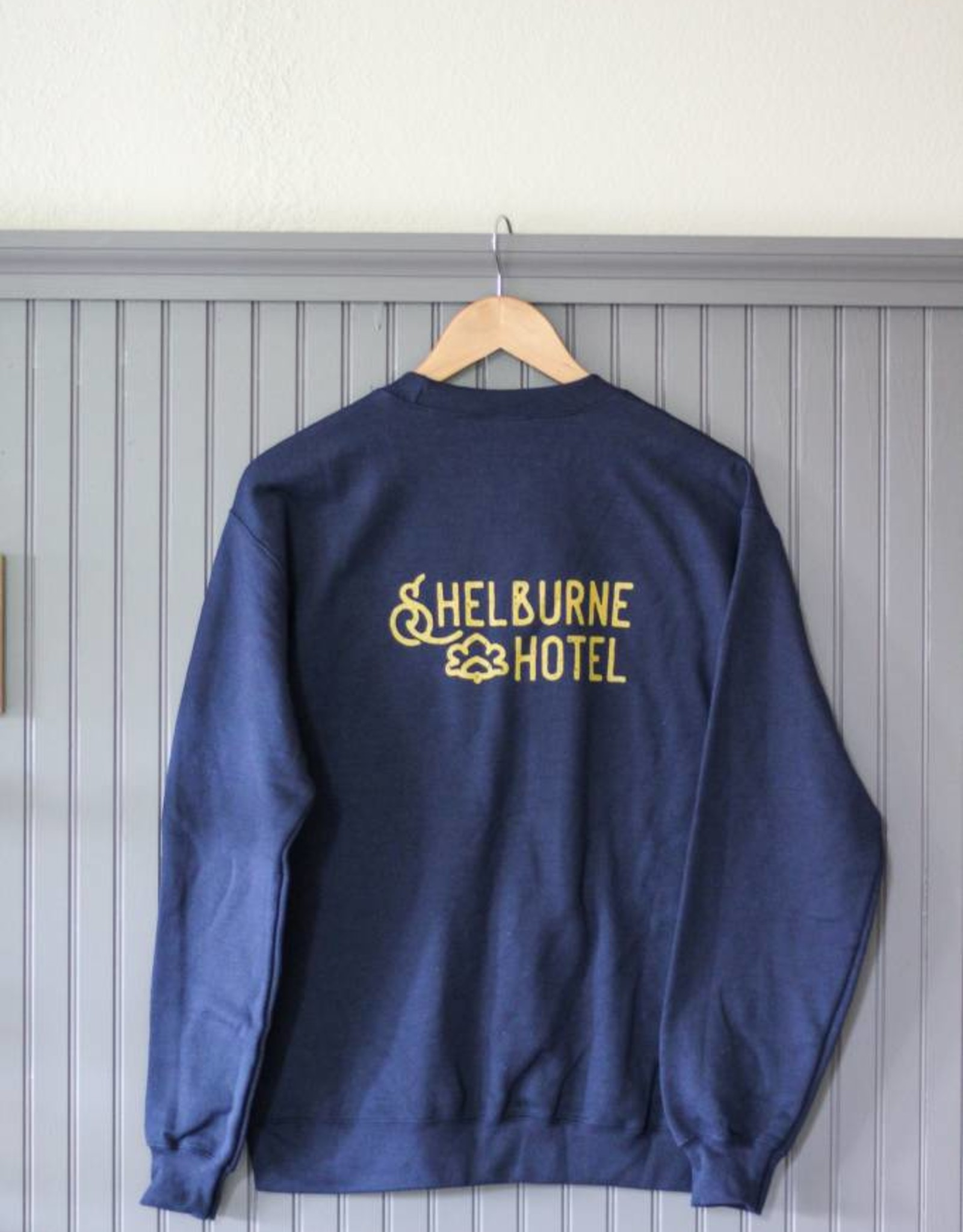 Shelburne Hotel Crew Neck