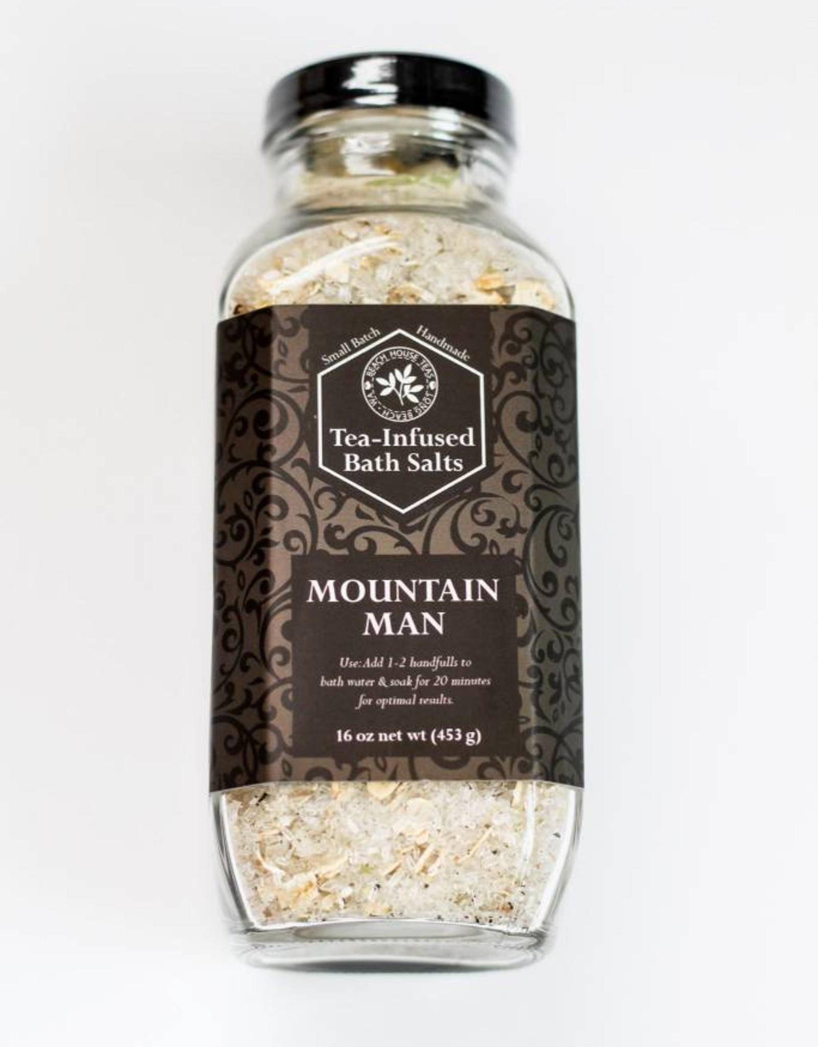 Beach House Teas Bath Salt