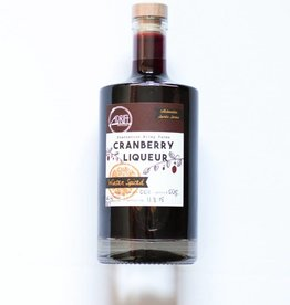 Adrift Distillers Winter Spiced Cranberry Liqueur 375mL