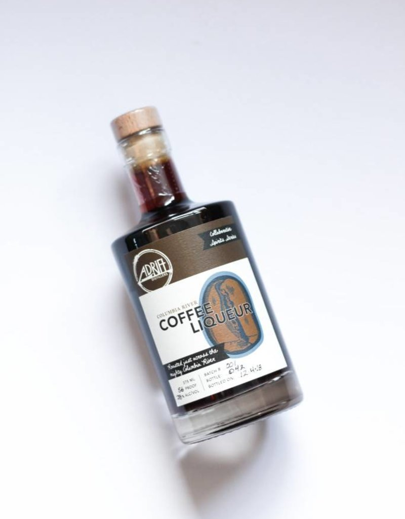 Adrift Distillers Columbia River Coffee Liqueur 375ml