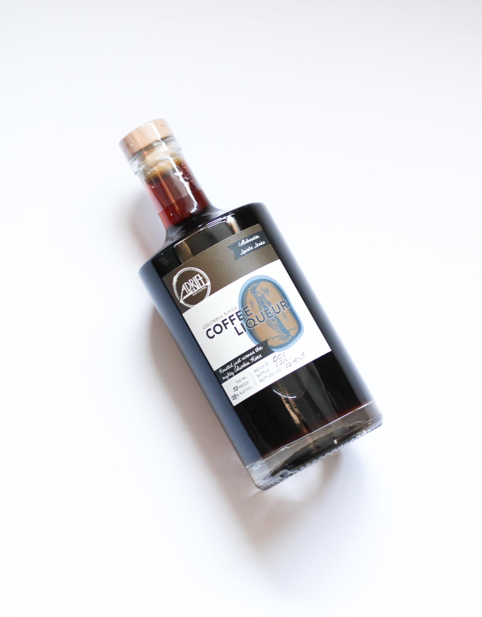 Adrift Distillers Columbia River Coffee Liqueur