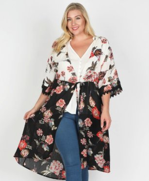 A Mixed Kimono