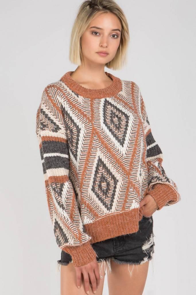 POL Brick sweater