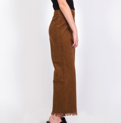Camel Cord Pant
