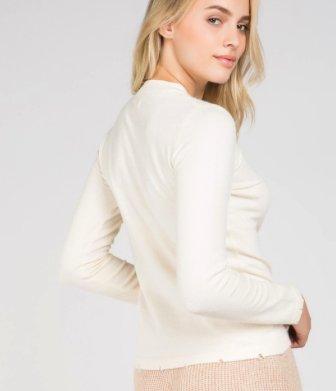 Vanilla Bodycon Sweater