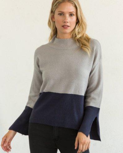 On the Block Sweater