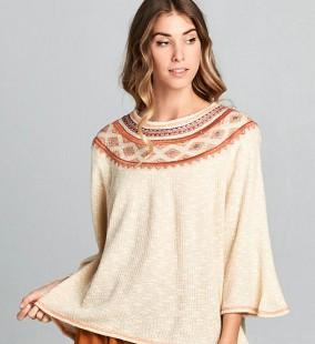 emory yoke sweater