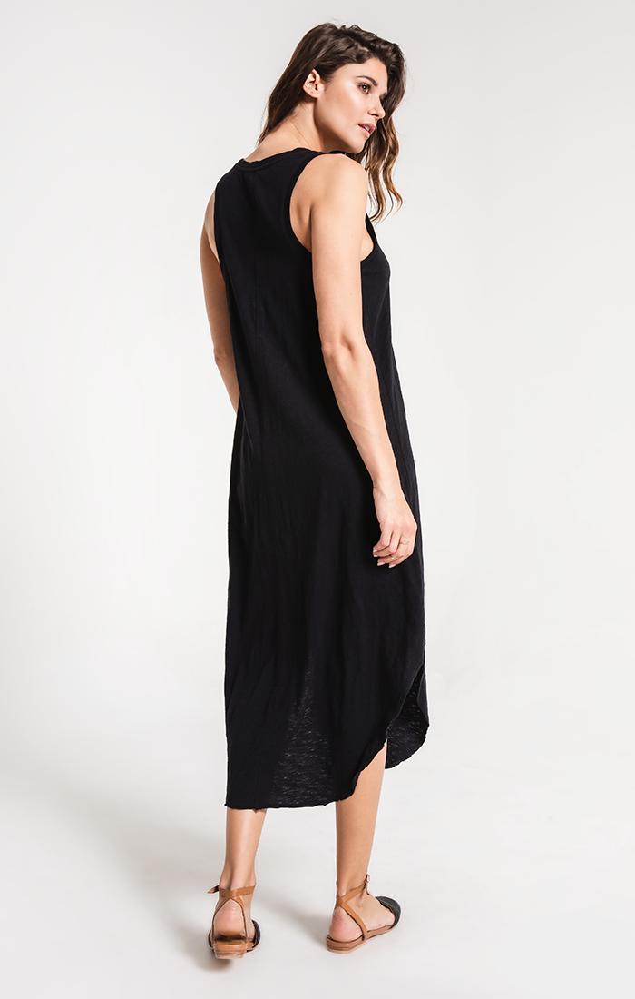 The Reverie Dress -Black