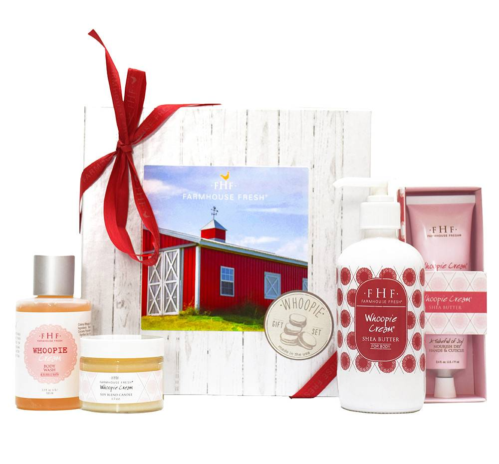 Organic Deluxe Boxed gift set