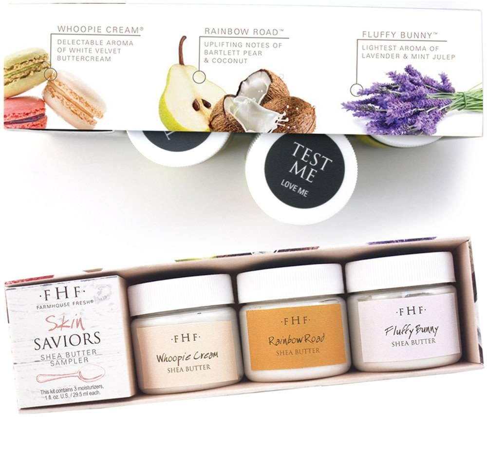 Skin Saviors - 3 Piece Shea Butter Sampler