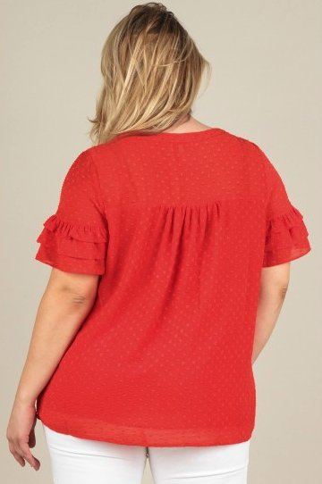 Red Tomato Top