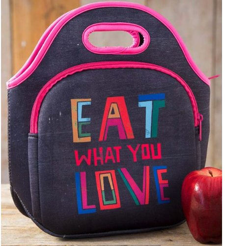 Lunch Bag Eat What You Love