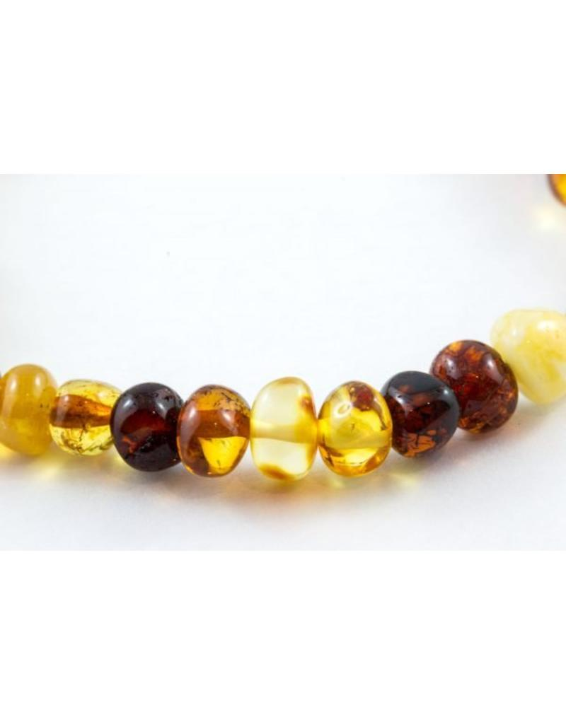 Healing Hazel Amber Child Necklace