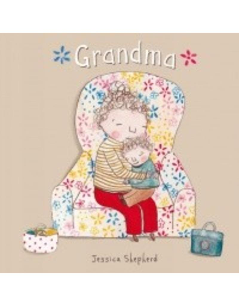 Child's Play Grandma Book