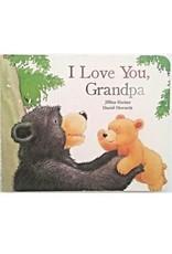 I Love You Grandpa Book