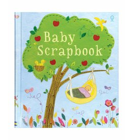 Educational Development Corp Usborne Baby Scrapbook
