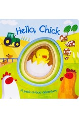 Hello, Chick: A Peek-a-Boo Adventure