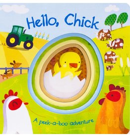 Parragon Hello, Chick: A Peek-a-Boo Adventure