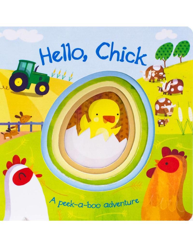Parragon Hello, Chick: A Peek-a-Boo Adventure