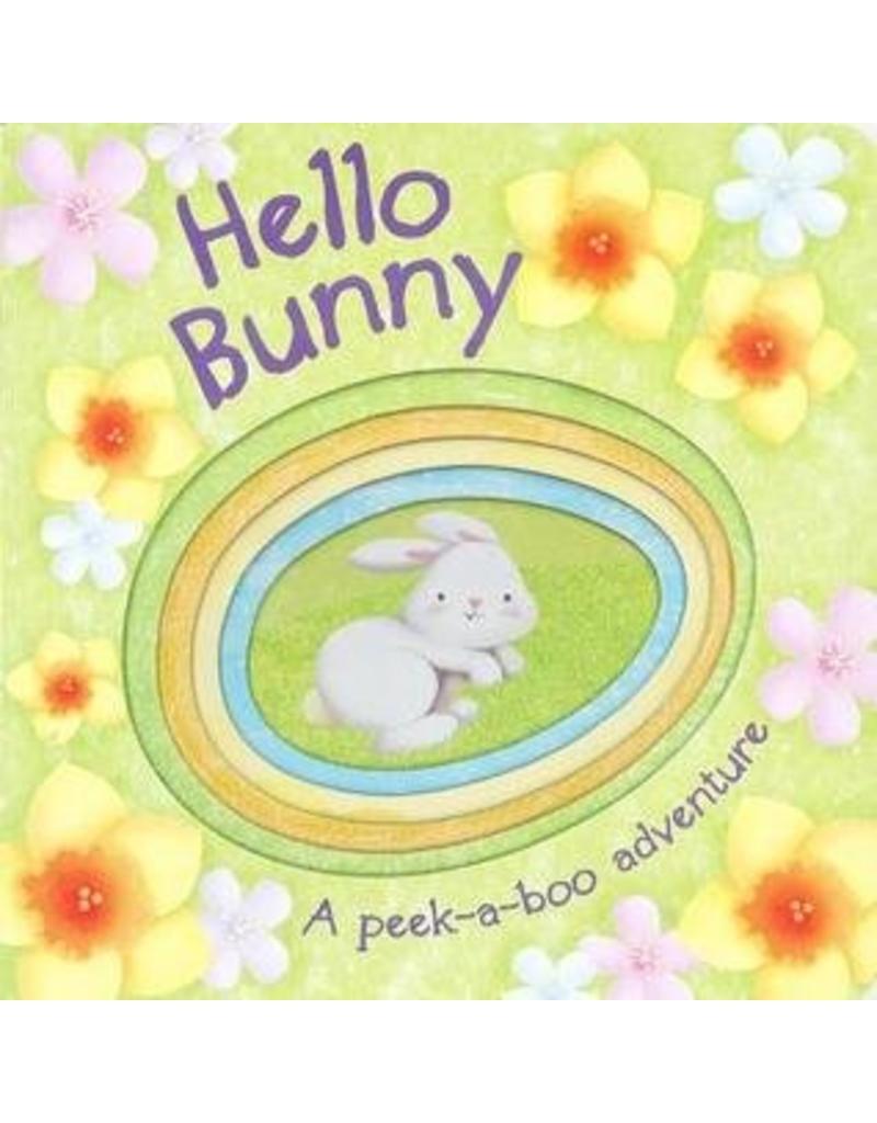 Parragon Hello Bunny: A Peek-a-Boo Adventure