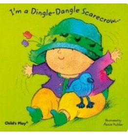 Child's Play I'm a Dingle-Dangle Scarecrow (Baby Board Books)