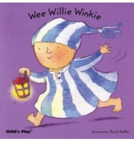 Child's Play Wee Willie Winkie Board Books