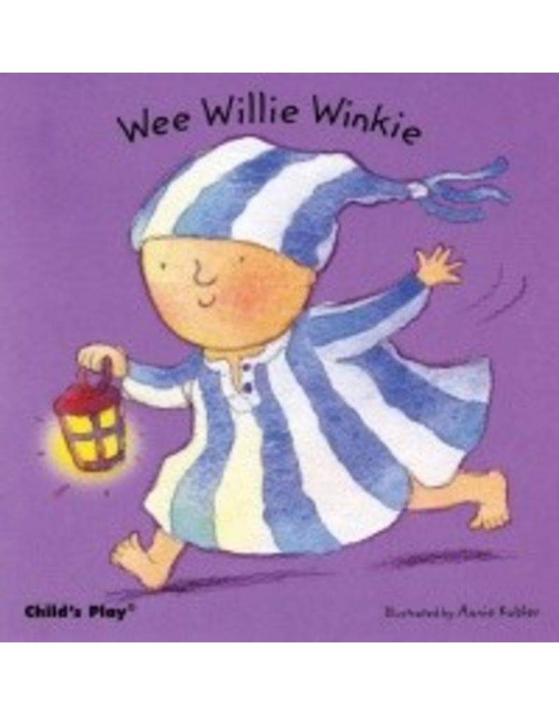 Wee Willie Winkie (Baby Board Books)