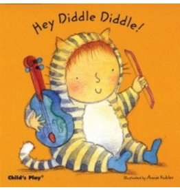 Child's Play Hey Diddle Diddle (Baby Board Books)