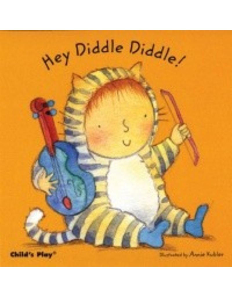 Child's Play Hey Diddle Diddle Board Book