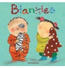 Child's Play Blankies (Carol Thompson Board Books)