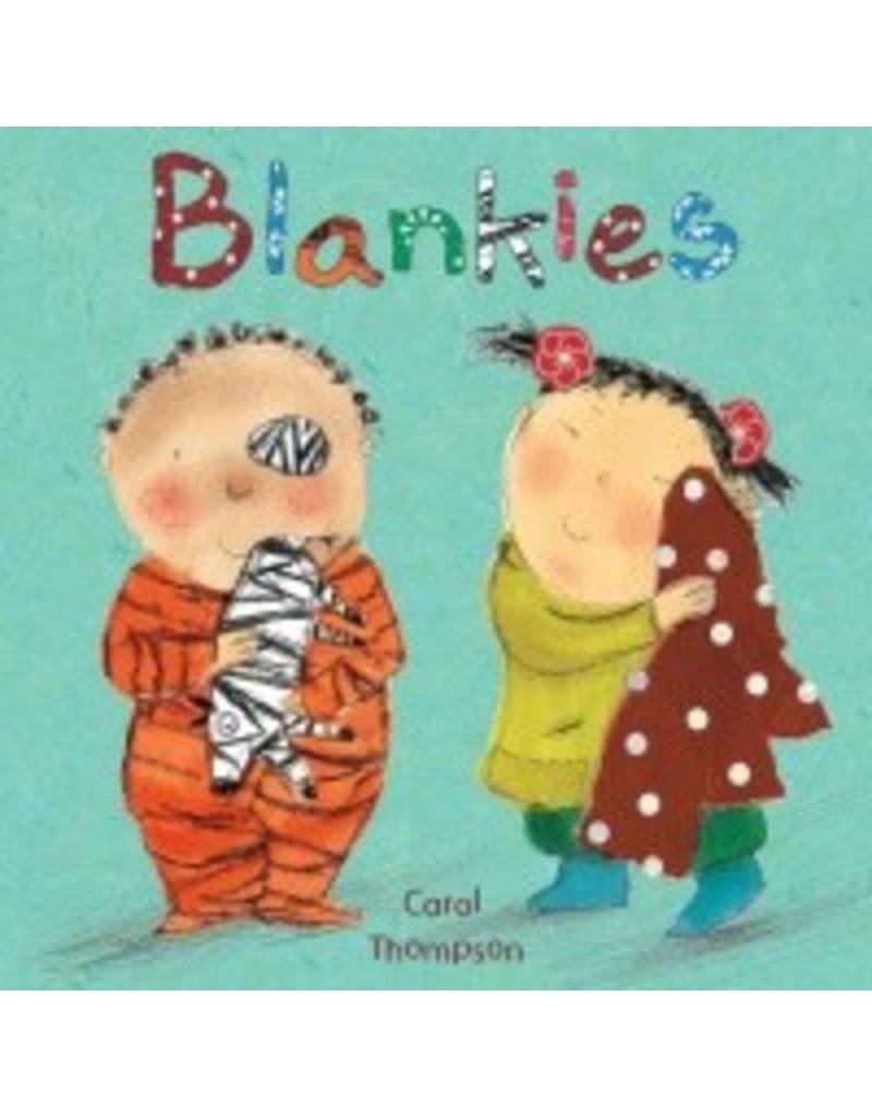 Child's Play Blankies (Carol Thompson Board Books)