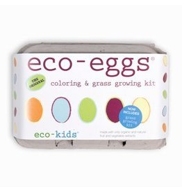 Eco-Kids Eco Eggs Coloring Kit