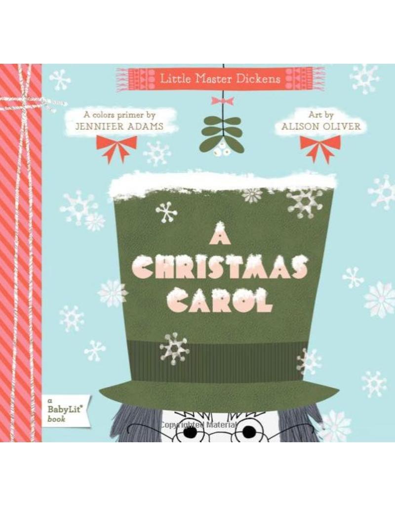 Little Master Classics Christmas Carol Board Book