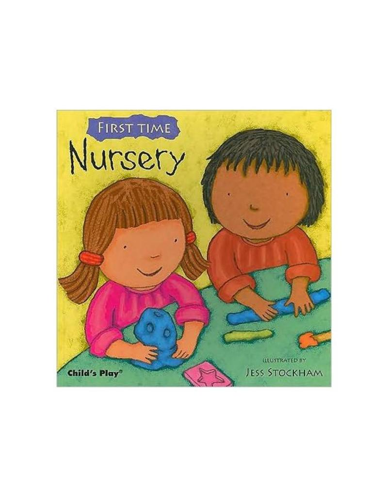 Child's Play First Time Nursery Book