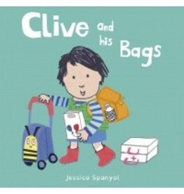 Clive and his Bags (All About Clive)