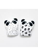Getting Sew Crafty Panda Teething Mitten