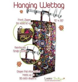 Leslie's Boutique Hanging Wet Bag
